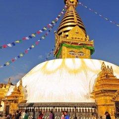 Отель OYO 167 Adventure Home Непал, Катманду - отзывы, цены и фото номеров - забронировать отель OYO 167 Adventure Home онлайн приотельная территория