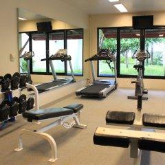 Отель APSARA Beachfront Resort and Villa фитнесс-зал фото 4