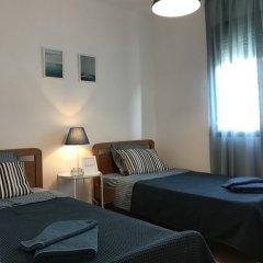 Отель Stunning sea-front maisonette Греция, Пефкохори - отзывы, цены и фото номеров - забронировать отель Stunning sea-front maisonette онлайн комната для гостей фото 3