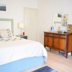 Апартаменты 2 Bedroom Apartment With Garden Near Maida Vale комната для гостей фото 2