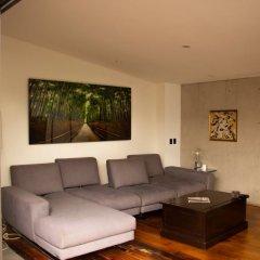 Отель Sophisticated Penthouse Jacuzzi &terrace Мехико комната для гостей фото 2