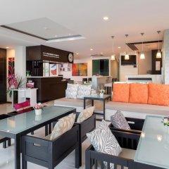 Апартаменты G1 Serviced Apartment Kamala Beach гостиничный бар