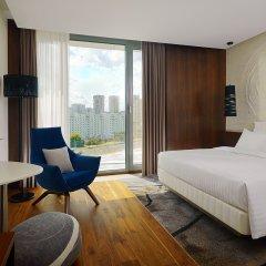 Гостиница Minsk Marriott комната для гостей