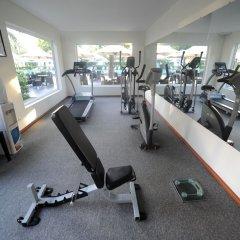 Отель Boutique Hoi An Resort фитнесс-зал