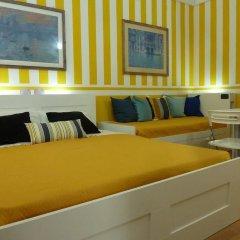 Отель Il B&B Degli Artisti Италия, Пальми - отзывы, цены и фото номеров - забронировать отель Il B&B Degli Artisti онлайн комната для гостей фото 2