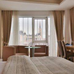 Отель Centar Hotel Сербия, Нови Сад - отзывы, цены и фото номеров - забронировать отель Centar Hotel онлайн комната для гостей фото 3