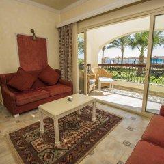 Курортный отель Sunrise Select Royal Makadi комната для гостей фото 4