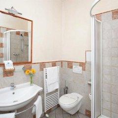 Hotel Tivoli Prague ванная