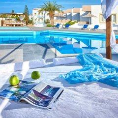 Отель Klio бассейн