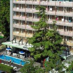 Tsarevets Hotel балкон