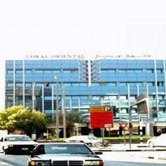 Coral Oriental Dubai Hotel городской автобус