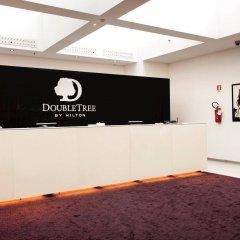 Отель DoubleTree by Hilton Milan Милан интерьер отеля фото 2
