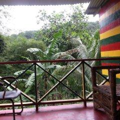 Отель Nature in portland балкон