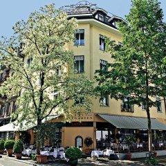 Отель Seegarten Swiss Quality Hotel Швейцария, Цюрих - 1 отзыв об отеле, цены и фото номеров - забронировать отель Seegarten Swiss Quality Hotel онлайн парковка