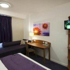 Отель Premier Inn London Euston Великобритания, Лондон - отзывы, цены и фото номеров - забронировать отель Premier Inn London Euston онлайн фото 11
