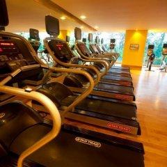 Отель Taj Samudra Hotel Шри-Ланка, Коломбо - отзывы, цены и фото номеров - забронировать отель Taj Samudra Hotel онлайн фитнесс-зал фото 4