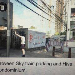 Отель Bangkok Sanookdee - Adults Only городской автобус