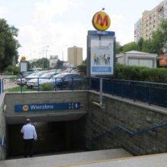 Wierzbno Hostel Варшава бассейн