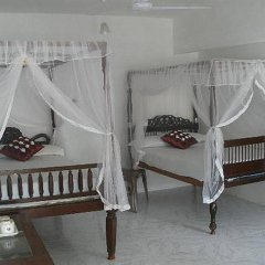 Отель Beach Haven Guest House (Mrs Wijenayake's Guest House) удобства в номере фото 2