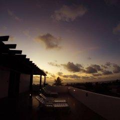 Отель Beachwood at Maafushi Island Maldives балкон