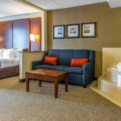 Отель Comfort Suites Manassas Battlefield Park спа
