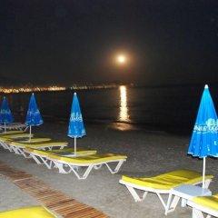 Best Beach Hotel Alanya пляж
