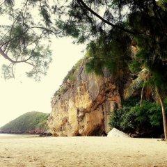 Отель Nam Talay Resort пляж
