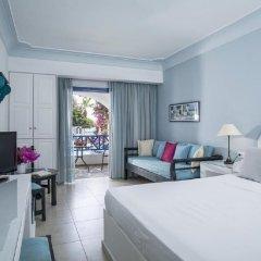 Veggera Hotel комната для гостей фото 4