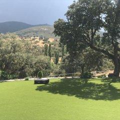 Отель Finca Encinar de las Flores спортивное сооружение