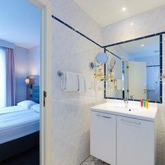 Отель Thon Residence Parnasse Бельгия, Брюссель - отзывы, цены и фото номеров - забронировать отель Thon Residence Parnasse онлайн ванная фото 2