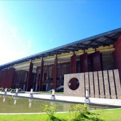 Отель Zhongxin Convention Center балкон