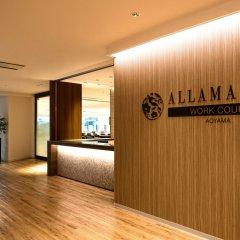 Отель Uraku Aoyama Токио сауна