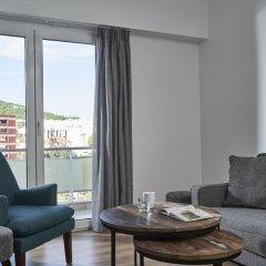 Отель Urban Heights 2bd Apartment Греция, Афины - отзывы, цены и фото номеров - забронировать отель Urban Heights 2bd Apartment онлайн комната для гостей фото 2