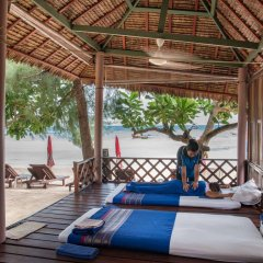 Отель Koh Tao Coral Grand Resort фитнесс-зал