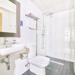 Отель Transit Испания, Барселона - 1 отзыв об отеле, цены и фото номеров - забронировать отель Transit онлайн ванная