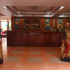 Отель Blue Garden Resort Pattaya интерьер отеля