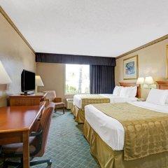Отель Ramada Waterfront Sarasota удобства в номере