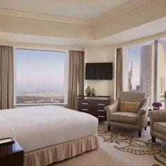 Отель Conrad Dubai ОАЭ, Дубай - 2 отзыва об отеле, цены и фото номеров - забронировать отель Conrad Dubai онлайн комната для гостей фото 2