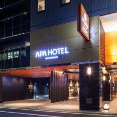 Отель APA Hotel Ginza-Kyobashi Япония, Токио - отзывы, цены и фото номеров - забронировать отель APA Hotel Ginza-Kyobashi онлайн парковка
