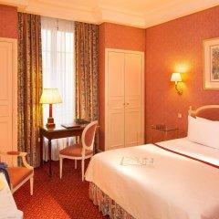 Victoria Palace Hotel Paris комната для гостей фото 3