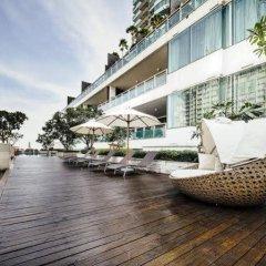Отель Akyra Thonglor Bangkok Таиланд, Бангкок - отзывы, цены и фото номеров - забронировать отель Akyra Thonglor Bangkok онлайн приотельная территория