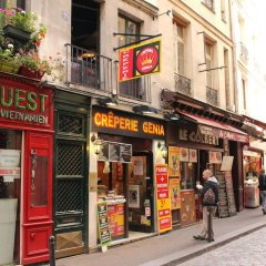 Отель Lokappart Quartier Latin Париж фото 2
