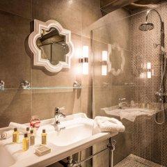 Chalet Hotel le Castel ванная