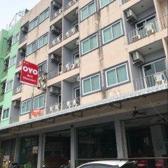 Отель Art Mansion Patong парковка