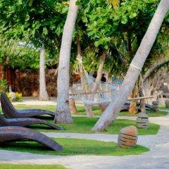 Отель Mantaray Island Resort фитнесс-зал
