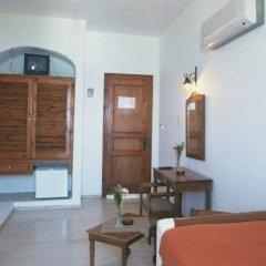 Отель Olia Hotel Греция, Турлос - 1 отзыв об отеле, цены и фото номеров - забронировать отель Olia Hotel онлайн удобства в номере фото 2