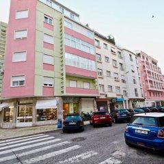 Отель Akicity Ourique Targa Португалия, Лиссабон - отзывы, цены и фото номеров - забронировать отель Akicity Ourique Targa онлайн парковка