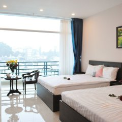 Dalat Ecogreen Hotel Далат комната для гостей фото 2