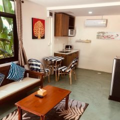 Отель Cicada Lanta Resort Таиланд, Ланта - отзывы, цены и фото номеров - забронировать отель Cicada Lanta Resort онлайн комната для гостей