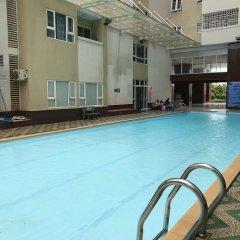 Отель Nancy Sweet Apartment Вьетнам, Вунгтау - отзывы, цены и фото номеров - забронировать отель Nancy Sweet Apartment онлайн бассейн